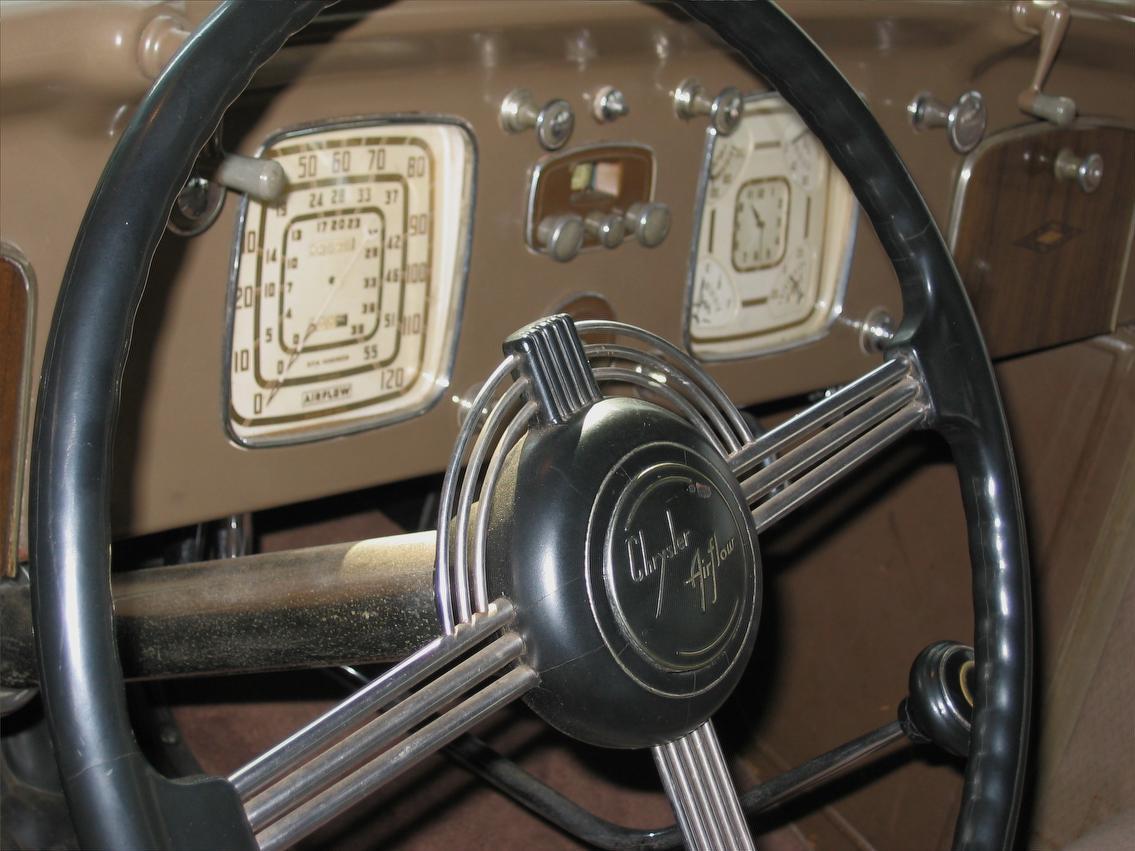 Walter P Chrysler Museum Auburn Hills Michigan